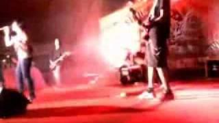 Tribal Tone Band - Amaranth (cover) at Sibu Bike Week 2011