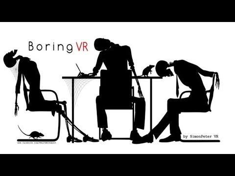 May Cause Discolouration. Boring VR