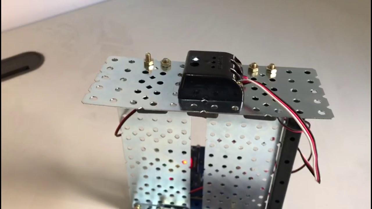 Robótica Educacional - Projeto Detector de Luminosidade