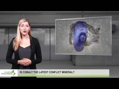 Is Cobalt the Latest Conflict Mineral?