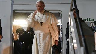 Đức Thánh Cha lên đường sang Bangkok – Kỷ niệm 35 năm Đức Gioan Phaolô II thăm Thái Lan