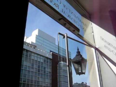 Glass Door Latching Youtube