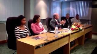 Part: 1/ Conférence de presse du ministre du tourisme des Seychelles au Mauricia