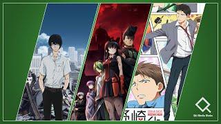 Temporada Anime Verano 2014
