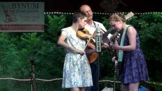 Bynum Front Porch Music Series - SCB - Hand Me Down My Walking Cane