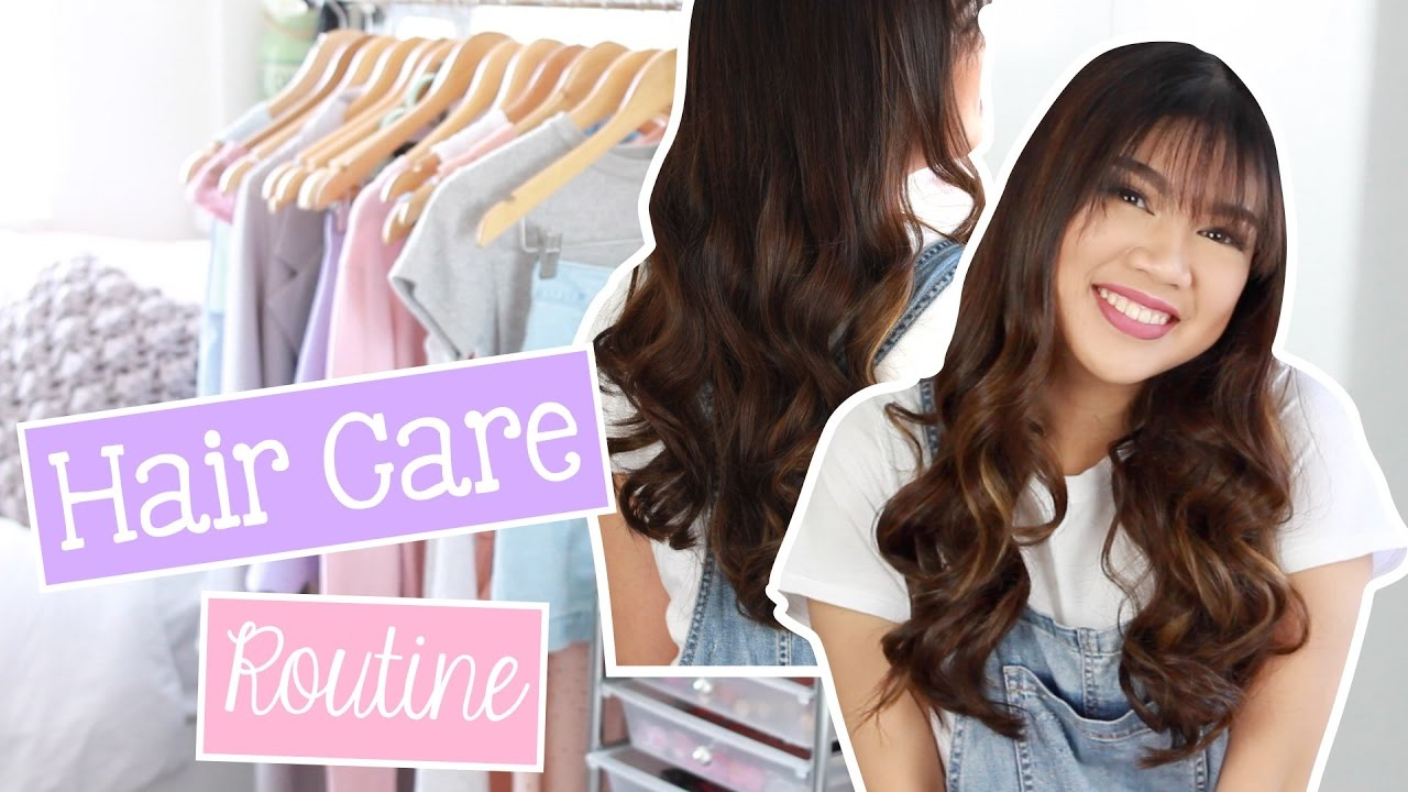 Hair Care Routine Tips For Frizzy Hair Philippines Janina