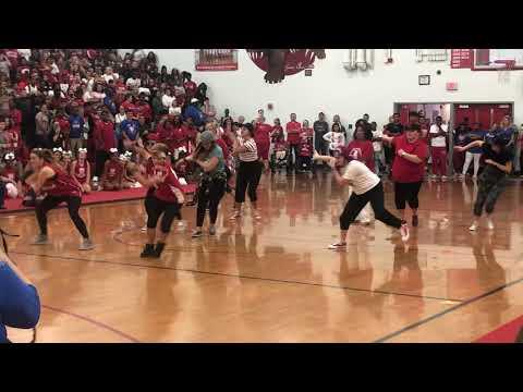 Butler Traditional High School Teachers Dance