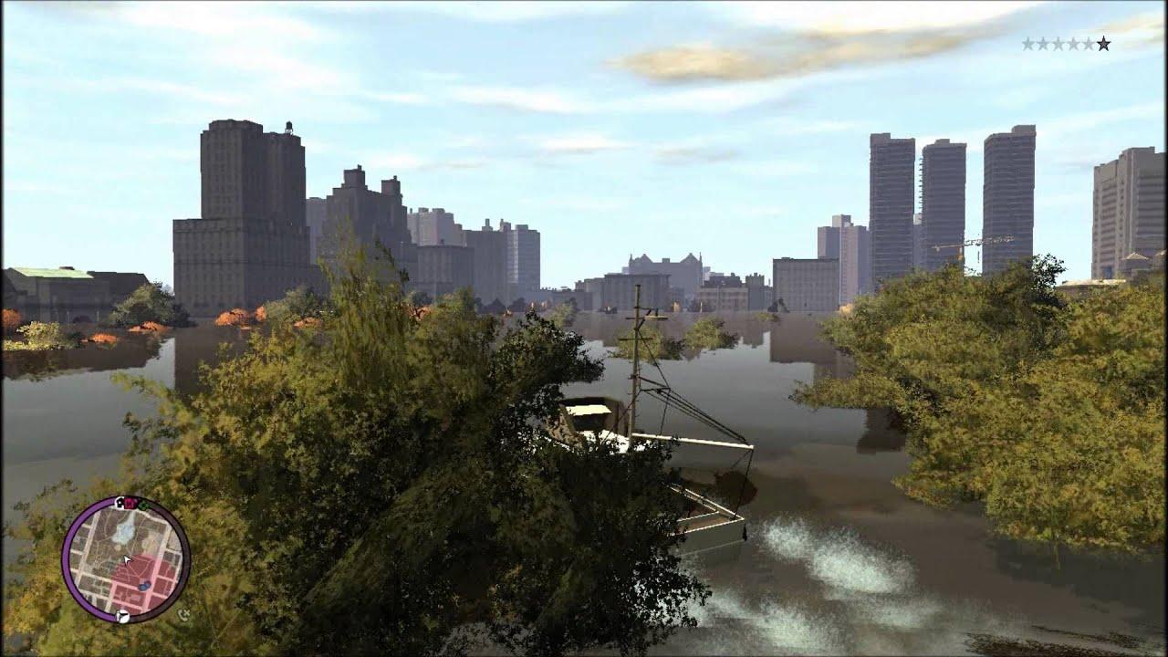 GTA IV EFLC  Water Level Tool  PC  YouTube