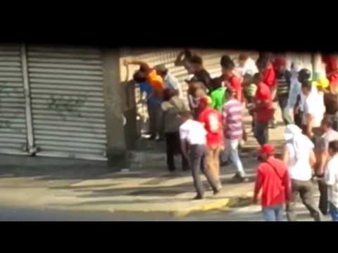 Venezuela Tiroteo Av  Cedeño   Valencia Estado Carabobo