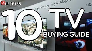 [Buying Guide] 10 Tips Singkat Memilih TV 2017