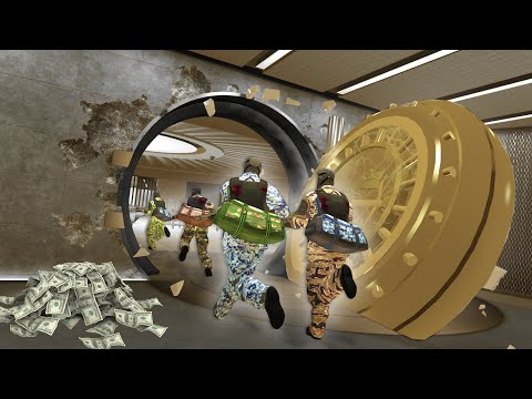 THE DIAMOND CASINO HEIST FINALE! *ROBBING THE CASINO!* | GTA 5 THUG LIFE #286