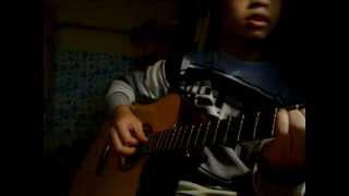 Hoàng tử và công chúa Guitar cover demo