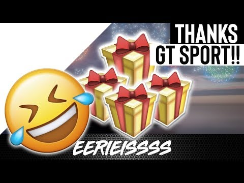 Gran Turismo Sport GAVE ME THIS CAR for my birthday!? thumbnail