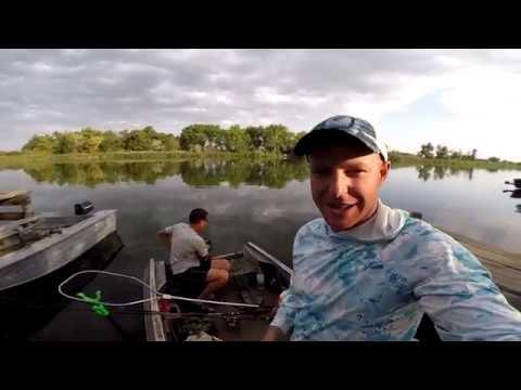 Рыбалка в  Дельте Днепра  Фидер . День 3