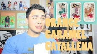 ORANGE CARAMEL - 까탈레나(Catallena) MV Reaction