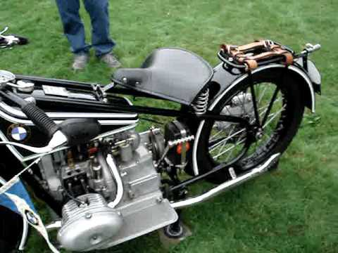bmw vintage motorcycle youtube. Black Bedroom Furniture Sets. Home Design Ideas