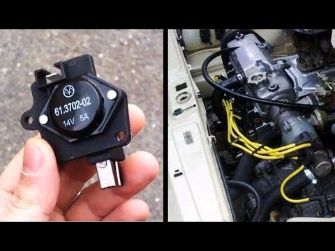 Замена щеток генератора ВАЗ 2108, ВАЗ 2109, ВАЗ 21099, ВАЗ 21010...