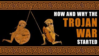 How and why the Trojan war started thumbnail