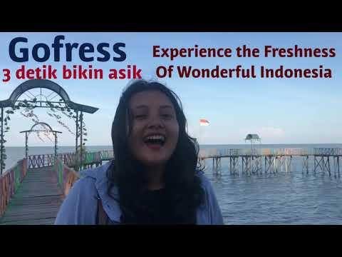 TIPS TRAVELLING with GOFRESS WONDERFUL INDONESIA #gofresswonderfulindonesia