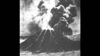 Krakatoa Eruption real sound (1883)