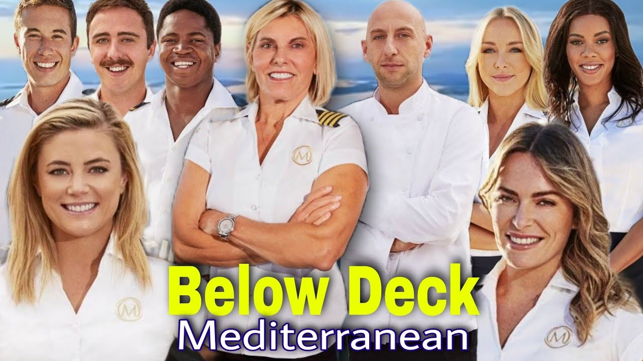 Download BELOW DECK MED Season 6 PREMIERE | Meet the NEW CAST