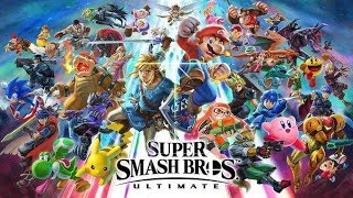 SUPER SMASH BROS ULTIMATE VIEWER BATTLES!