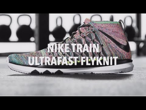 NIKE TRAIN ULTRAFAST FLYKNIT/ S SNEAKERS