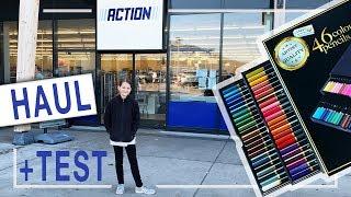 Action Haul 4 12 2019 Neue Bastelsachen Artikel für Weihnachten und Silvester Wochenangebote
