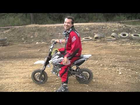 Ssr sr 160 tx pit bike review high style motoring demo for High style motoring atv