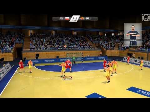 IHF Handball Challenge 14   GamePlay PC 1080p  