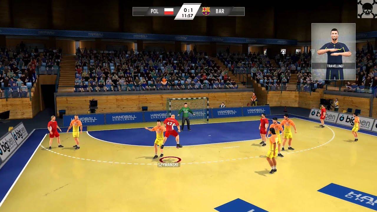 Скачать бесплатно игру гандбол на компьютер
