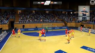 IHF Handball Challenge 14 | GamePlay PC 1080p