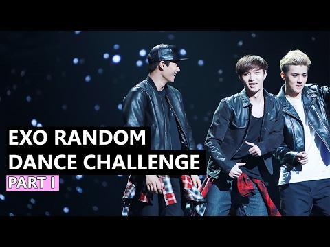 EXO Random Dance Challenge - Part I  (Title Tracks)