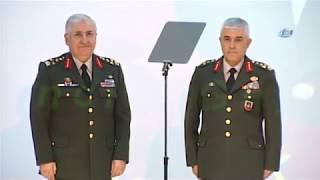 Jandarma Genel Komutanlığı Görevini Orgeneral Arif Çetin Devraldı
