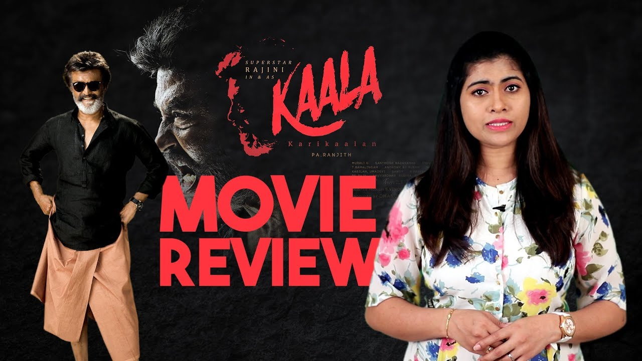 Kaala review  Kaala Tamil movie review, story, rating