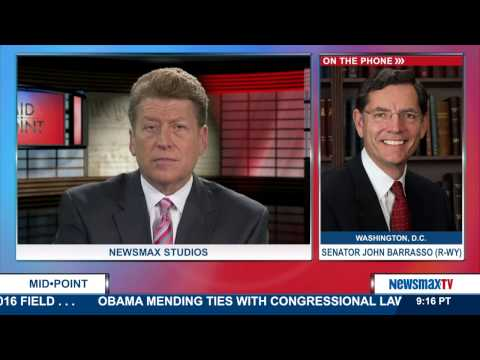 MidPoint | Sen. John Barrasso to discuss Congress's lame duck session | Pt 2