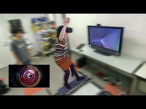 What's it like to skateboard in virtual reality (VR) - BBC Click