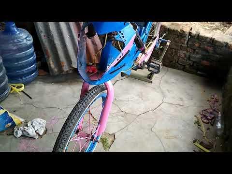 Gambar Modifikasi Sepeda Ontel Drag Sepeda Bmx Modif Sepeda Bmx Drag