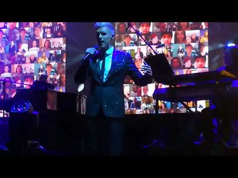 Collabro HOME tour Opening night rpool Philharmonic 241017  Lighthouse