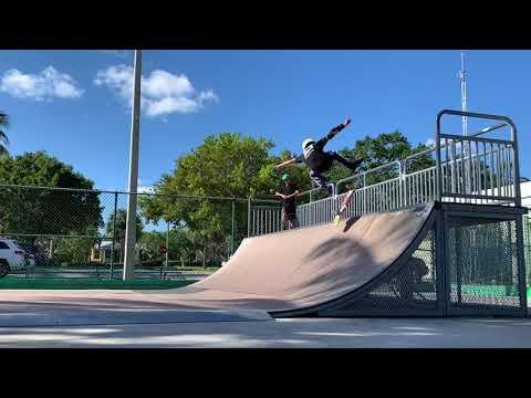 Hunter George Skateboarding Highlights April 2020
