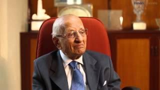 Minoo Shroff on Nehru, Welfare and India's Promise