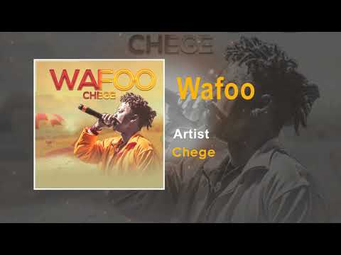 Chege Chigunda - Wafoo Official Song (Audio)