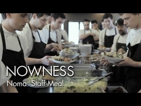 """The Staff Meal At Noma"" by Simon Ladefoged"