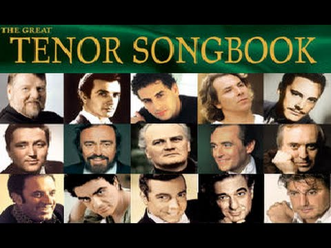 Los Mejores Tenores del Mundo - The Best Tenors in the World
