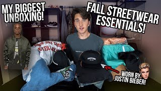 TRENDING STREETWEAR CLOTHES FOR FALL 2017!