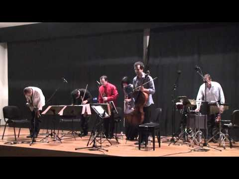soprano saxophone string 4tet & percussion - Daniel Schnyder