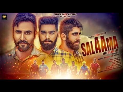 Salaama - Full Song Official Video || Harneet Banwait || Latest Punjabi Songs 2016