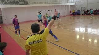 Луч Виоком Орбита 2 тайм Чемпионат мини футбол 2020 21