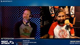 Night Attack #248: Aftershow