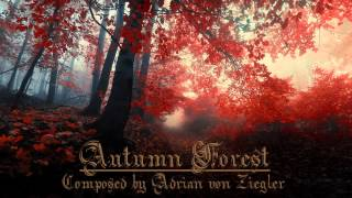 Repeat youtube video Relaxing Celtic Music - Autumn Forest